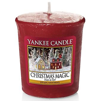 Yankee Candle Votive Sampler Christmas Magic