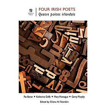Four Irish Poets  Quatre Poetes Irlandais by N. R. Ord in & CL Ona