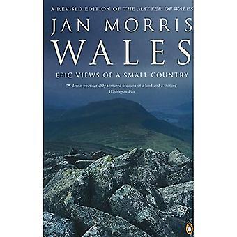 Wales eeppinen näkymät pienen maan