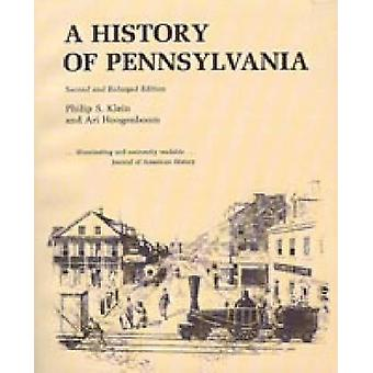 A History of Pennsylvania by Klein & Philip S.