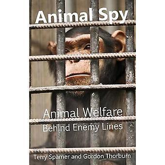 Animal Spy by Spamer & Terry