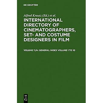 Film Titles General Index Volume 1  10 by International Federation of Film Archive