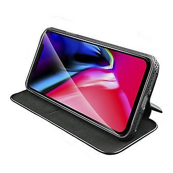 Folio Teléfono Móvil Caso Iphone X KSIX Executive Negro