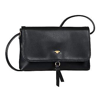 Tom Tailor Acc Luna Fall - Black Women's Shoulder Bags (Schwarz) 20x12.5x2 cm (W x H L)