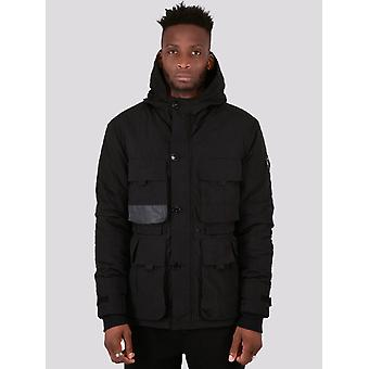 Marshall Artist Compacta Resin Field Jacket - Black