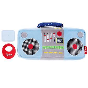 sigikid Muziekknuffel Radio Papa & Me