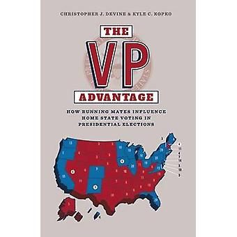 The VP Advantage - How Running Mates Influence Home State Voting in Pr