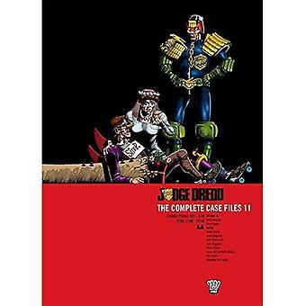 Judge Dredd: The Complete Case Files 11: Complete Case Files v. 11 (2000 Ad)