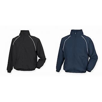 Tombo Mens Teamsport startlijn sport opleiding Track Jacket