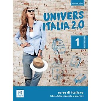 UniversItalia 2.0 - Libro dello studente e esercizi + CD (2) 1 by Dani