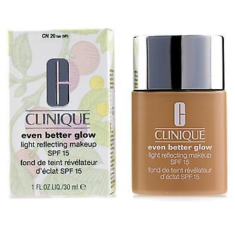 Even better glow light reflecting makeup spf 15 # cn 20 fair 230982 30ml/1oz