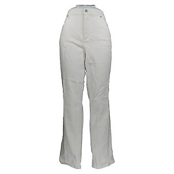 Denim et Cie Jeans How Slimming Colored White A272958