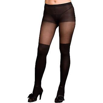 Pantyhose Sheer Black Queen
