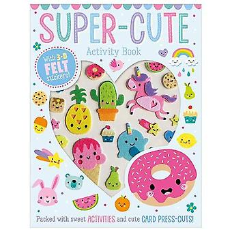 Super-Cute by Elanor Best - 9781789474121 Book