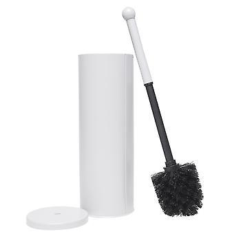 Steeplechase Manor Chrome Toilet Brush 09 Strumento di pulizia del bagno