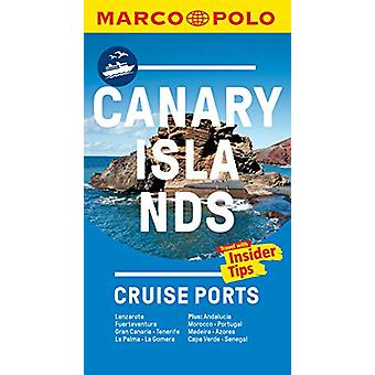 Canary Islands Cruise Ports Marco Polo Pocket Guide - with pull out m