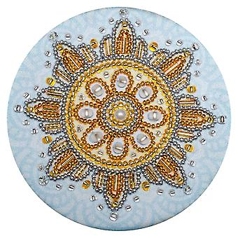 VDV Free-Form Bead Embroidery Kit - Bowl of Wealth