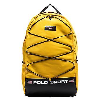 Polo Sport Keltainen Logo Reppu