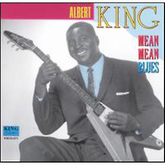 Albert King - Mean Mean Blues [CD] USA import