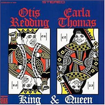 Redding/Thomas - King & Queen [Vinyl] USA import