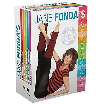 Jane Fondas Workout Collection [DVD] USA import
