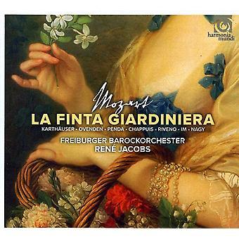 W.a. Mozart - Mozart: La Finta Giardiniera [CD] USA import