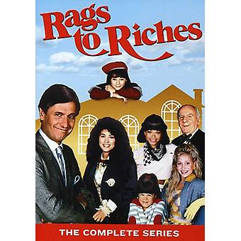 Rags to Riches - Rags to Riches : importation USA série complète [DVD]