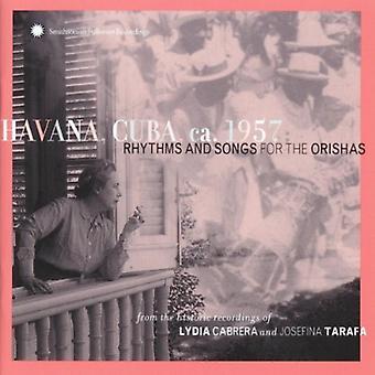 ハバナ キューバ Ca 1957-リズム - ハバナ キューバ カリフォルニア 1957-リズム [CD] 米国のインポート