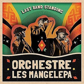 Orchestre Les Mangelepa - Last Band Standing [CD] USA import