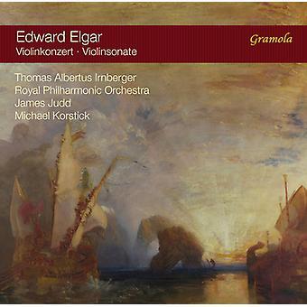 Violinkonzert 61 / Violinsonate 82 [SACD] USA import