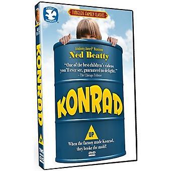 Importer des USA [DVD] Konrad (1985)