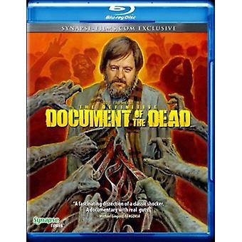 Definitive Document of the Dead [BLU-RAY] USA import