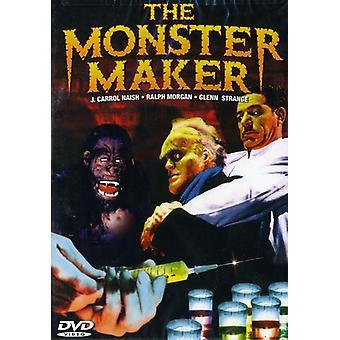 Monster Maker (1944) [DVD] USA tuonti