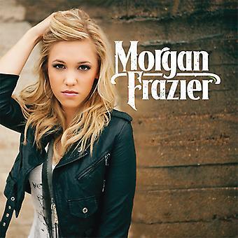 Morgan Frazier [CD] USA import