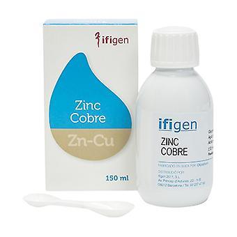Zinc-Copper (Zn-Cu) Trace elements 150 ml