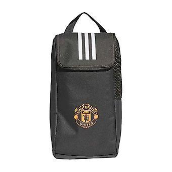 2020-2021 Man Utd Adidas Kenkä laukku (Legend Earth)