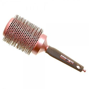 Head jog 80 brush – 60mm pink radial