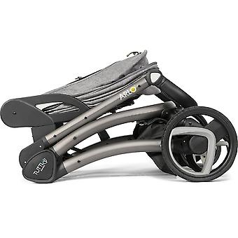 Tutti Bambini Arlo Charcoal 3 in 1 Travel System- Charcoal
