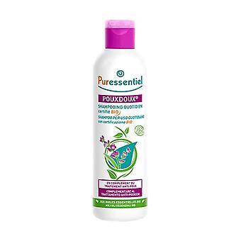Pouxdoux Daily Shampoo Bio 200 ml