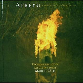 Atreyu - Deathgrip on Yesturday [CD] USA import