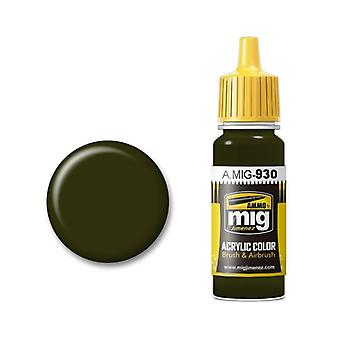Ammo by Mig Acrylic Paint - A.MIG-0930 Russian Shadow (17ml)