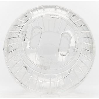 Kaytee Run-about Míč Clear - 18 cm (7 palců)