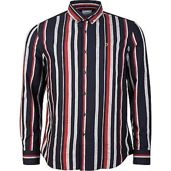 Farah Mcpherson Striped Shirt