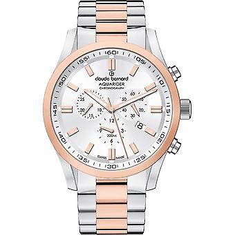 Claude Bernard - Wristwatch - Men - Aquarider - 10222 357RM AIR