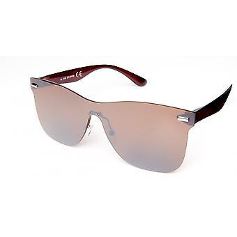 نظارات شمسية Unisex Cat.3 براون عدسة (19-061)