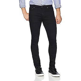 Marke - Goodthreads Men's Skinny-Fit Jean, Schwarz, 31W x 29L