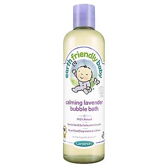 Earth Friendly Baby Organic Bubble Bath Lavender 300ml