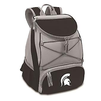 Ptx- Black (Michigan State Univ Spartans) Digital Print Backpack