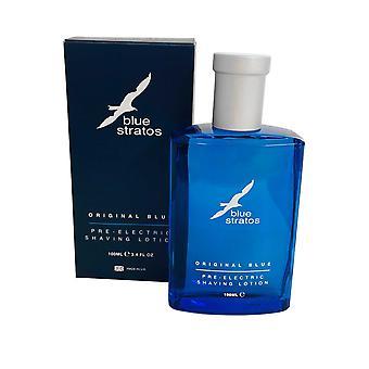 Blue Stratos Pre Electric Shaving Lotion 100ml