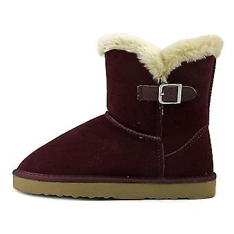 Tyyli & Co. Tiny 2 naista meille 7 viininpunainen talvi kenkä